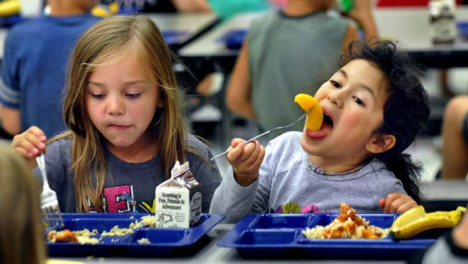 American parents struggle to provide regular, healthy meals to children.