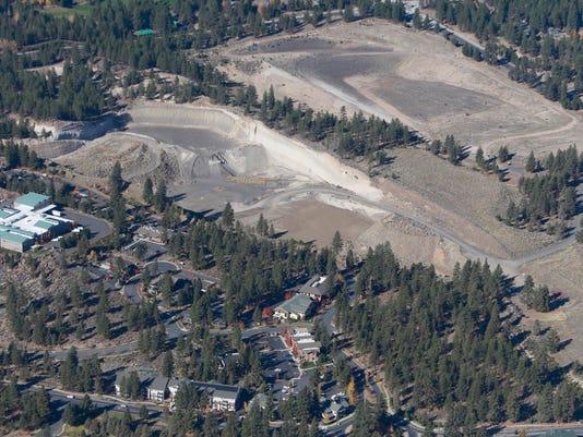 Cascades Campus Pumice Mine