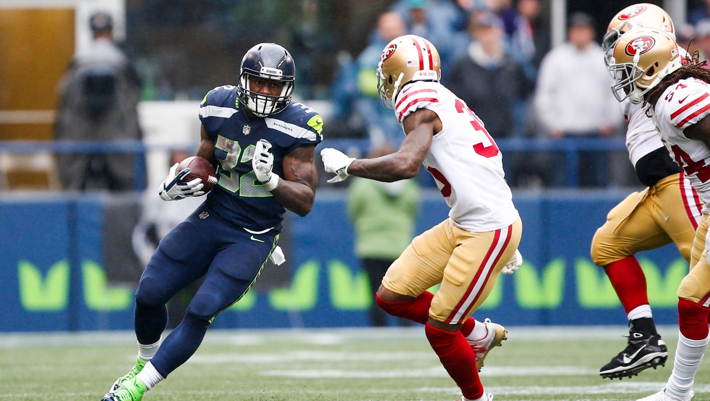 Fantasy football waiver wire: Chris Carson leads RB parade