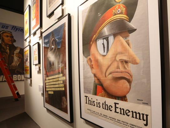 """""""This is the Enemy"""" a poster by Karl Koehler and Victor"""