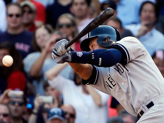 Yankees Red Sox Baseball (5)