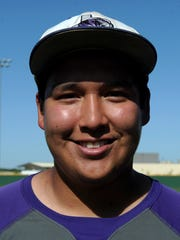 Jacksboro's Clay Botello