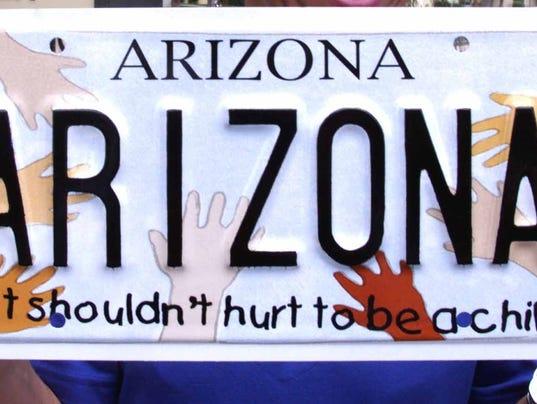 Arizona Personalized Plates >> 10 most popular Arizona specialty license plates