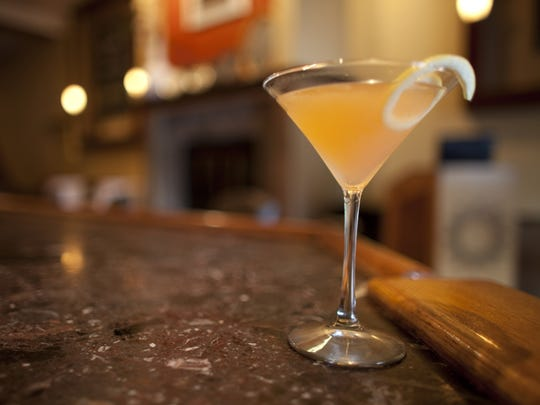 Pear Apple Cosmo
