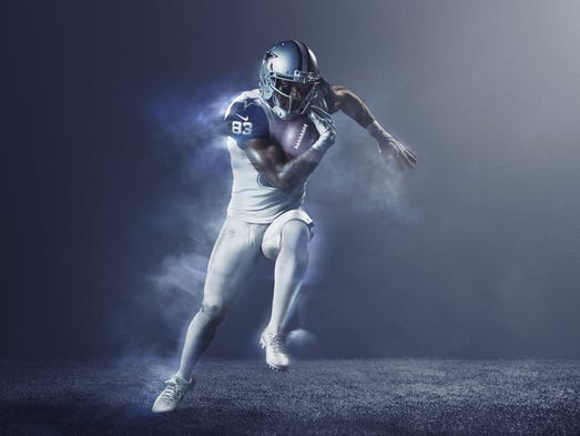 Back In Black Detroit Lions Reveal Their Color Rush Uniforms