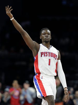 Feb. 19, 2015: Acquired point guard Reggie Jackson from Oklahoma City for point guard D.J. Augustin, forward Kyle Singler, a 2017 second-round pick and a 2019 second-round pick. Three-team deal also included Utah. Grade: B. The word: The grade was an A before Jackson's left knee started aching last October. Augustin is a back-up with the Magic and Singler's career has cratered with the Thunder.