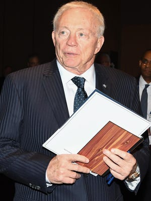 Jerry Jones has owned the Cowboys for nearly three decades.