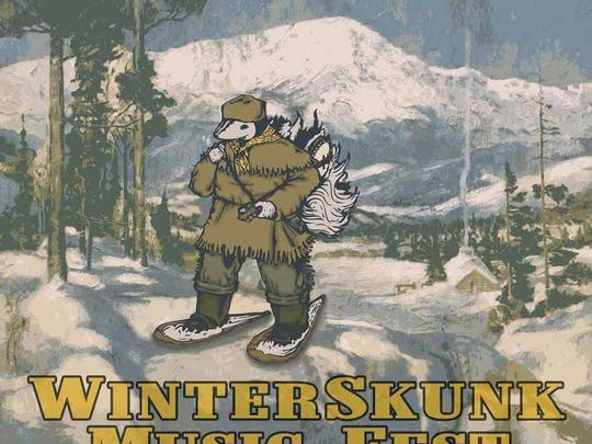 Winter Skunk Music Fest coming this weekend.