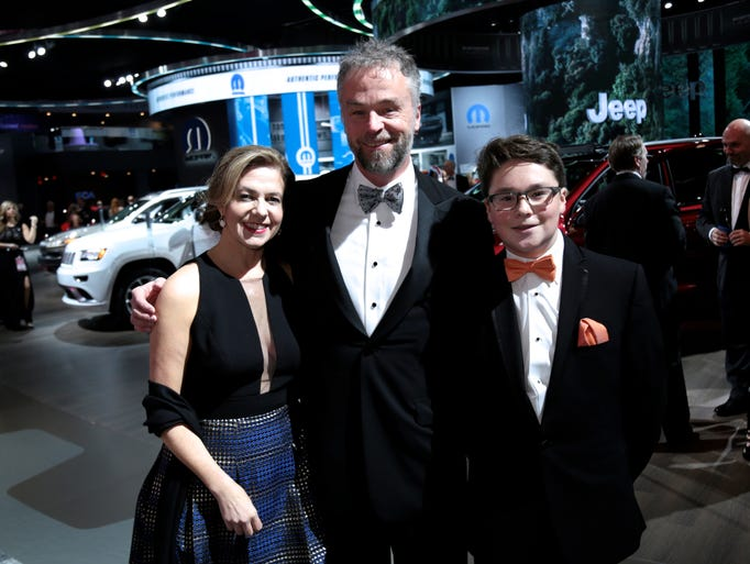 2016 Detroit Auto Show Charity Preview Gallery 3