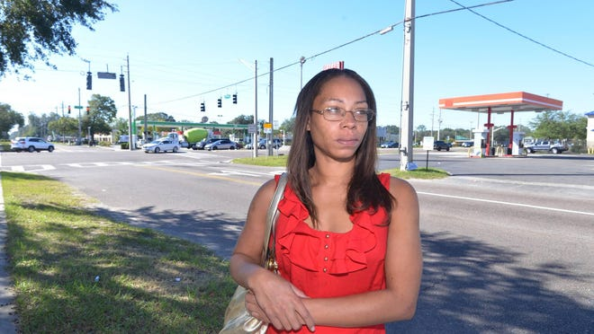 """Eboni Dekine, who had her driver's license suspended after she failed to pay the fine for one of the erroneous citations, said, """"I'm glad that they were able to admit it and hope they do the right thing."""""""