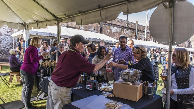 Organizers have canceled the 2020 Savannah Food & Wine Festival because of coronavirus-related concerns.