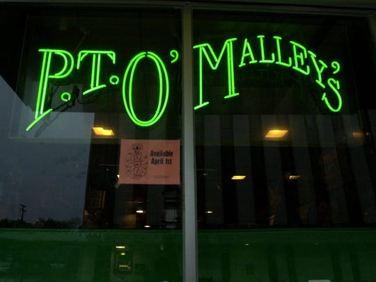 PT O'Malley's Bar and Grill was never subject to East Lansing's 50-50 rule restricting alcohol sales.