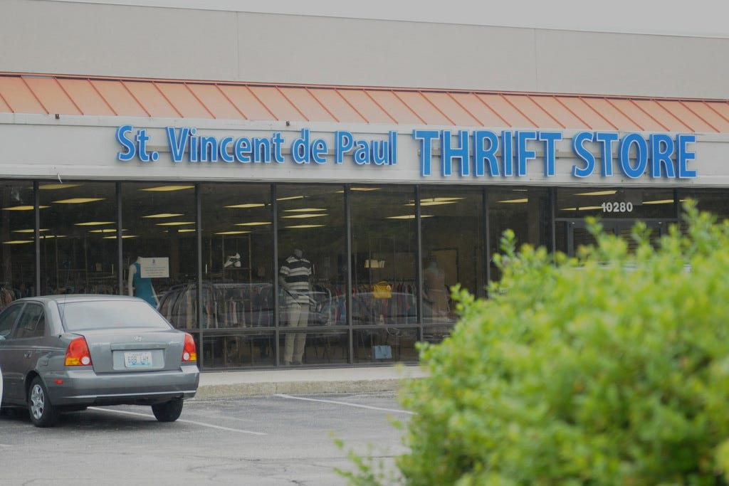 analysis of saint vincent de paul shops Welcome to the official society of st vincent de paul - ontario regional council web site, dedicated to helping those less fortunate.