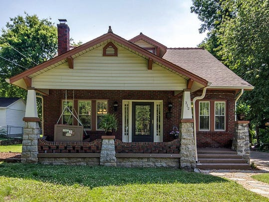 Benchmark unique curb appeal