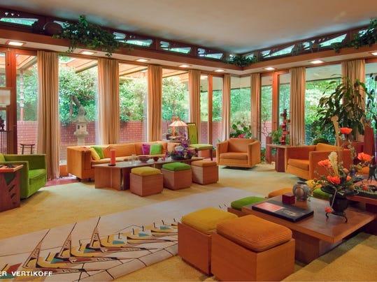 Indiana Frank Lloyd Wright House Is New National Landmark