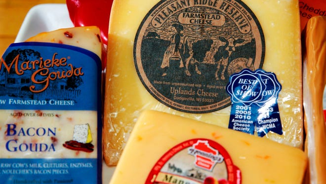 "Cheese makers that produce food that bear generic food names such as ""mozzarella,"" ""cheddar,"" ""provolone"" and others are praising the USMCA because it protects these common names for the first time in a major trade agreement."