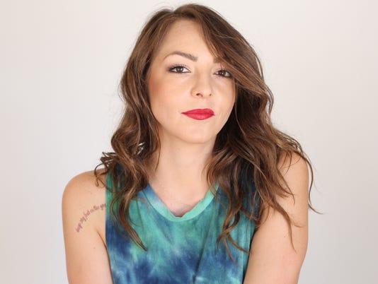 Comedian Lauren Brenner