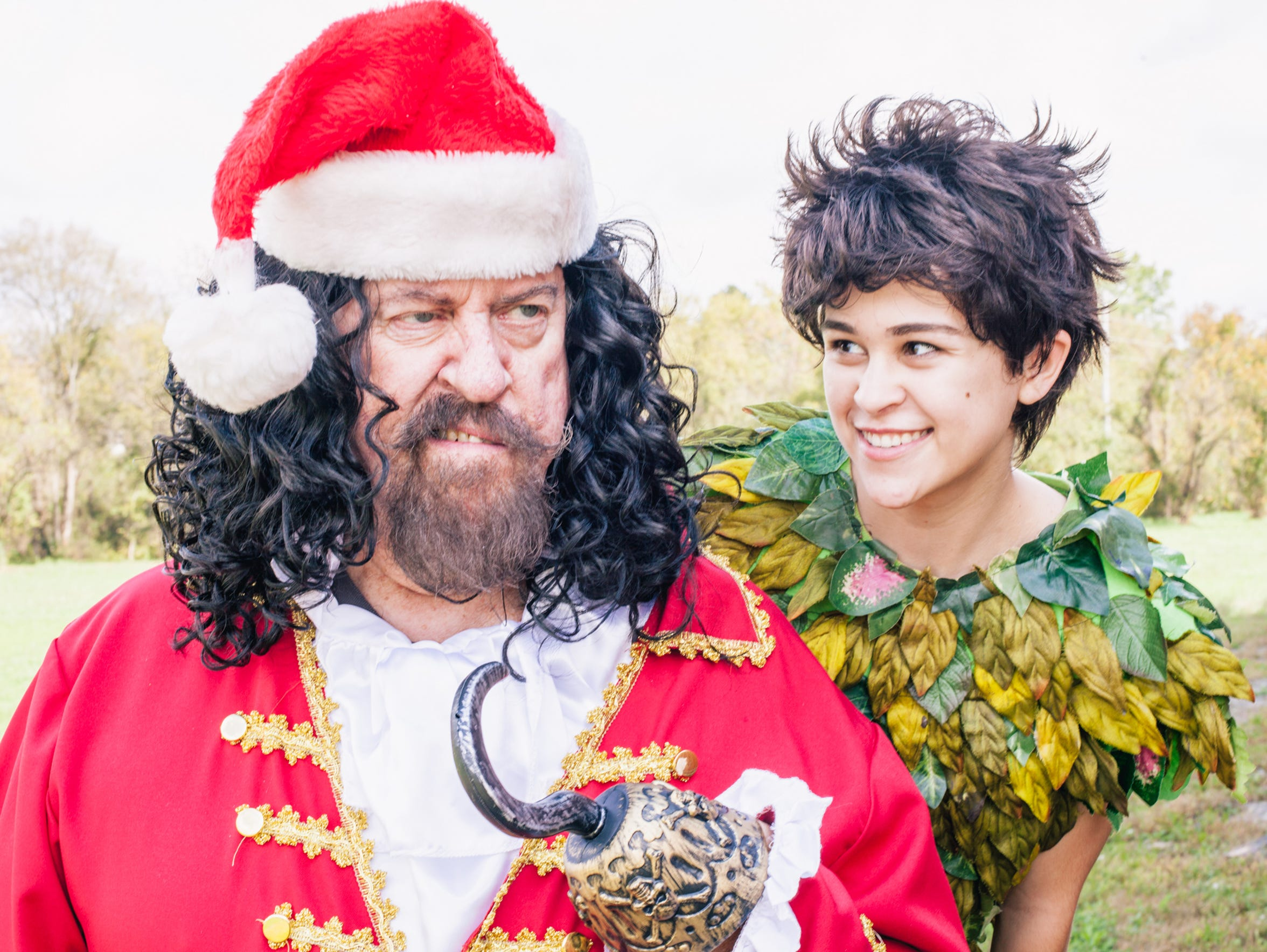 'Neverland Christmas' will take stage for two public