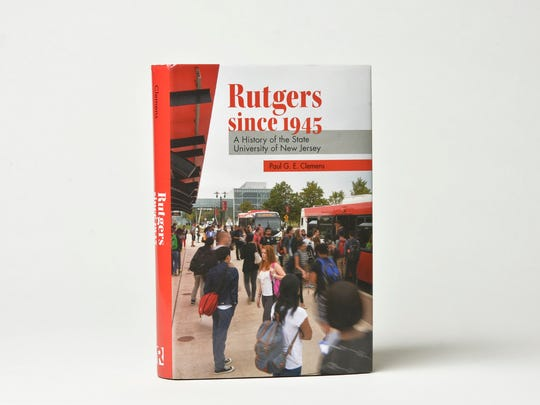 The 304-page limited-edition coffee table book joins Rutgers Since 1945: A History of the State University of New Jersey, by university historian Paul G.E. Clemens, as commemorative books published on the occasion of the celebration of Rutgers' 250th anniversary.