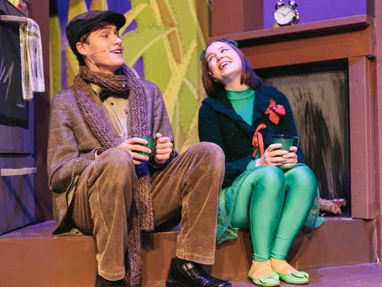 Don't miss the adventures of Frog and Toad at The Arts