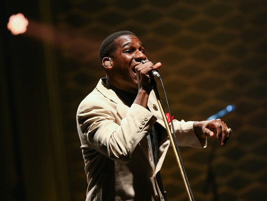 Leon Bridges will perform on June 2 at Old National