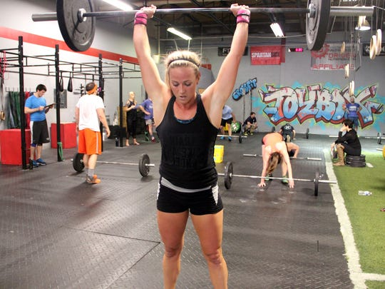 Couch to CrossFit is a four-week program for everyone