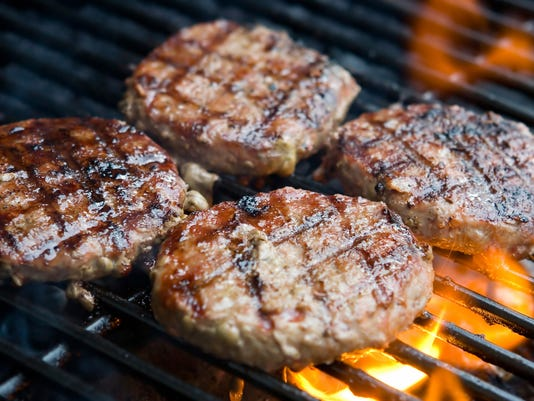 #stockphoto Hamburger Stock Photo