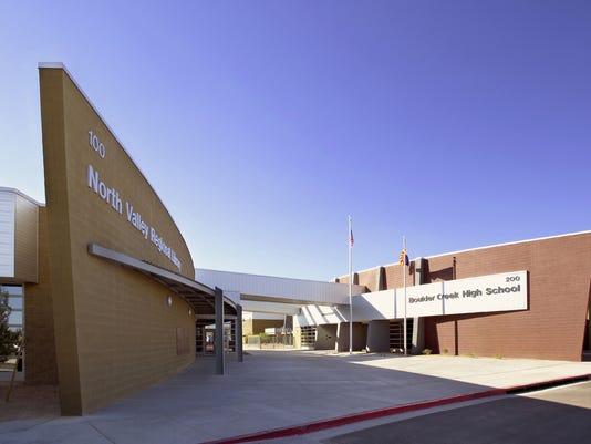 Boulder Creek High School