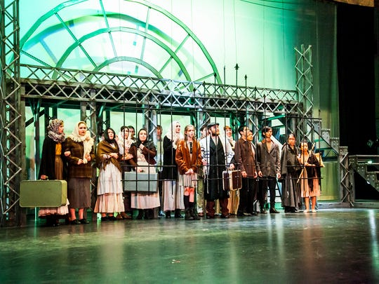 """Cappies participant Walnut Hills High School performed """"Ragtime"""" earlier this year."""