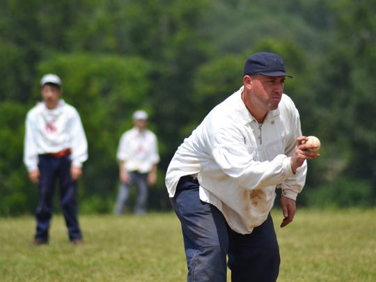 The Gettysburg National 19th Century Baseball Festival