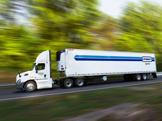 Penske Logistics will build a 606,000-square-foot warehouse