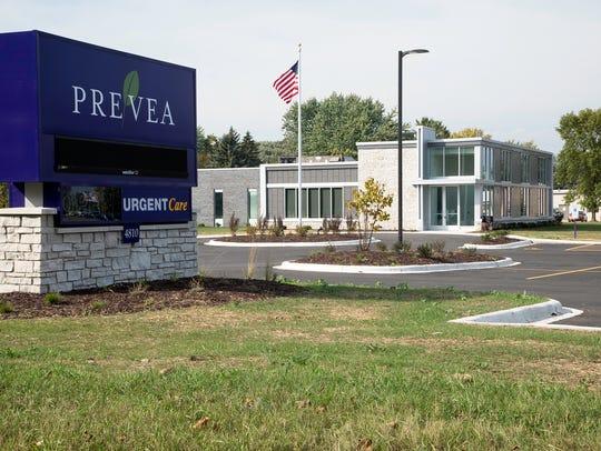 Prevea Manitowoc Health Center, 4810 Expo Drive, on