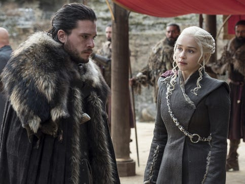 Exclusive: 'Game of Thrones' hasn't aired in 16 months but was 2018's top on-demand show