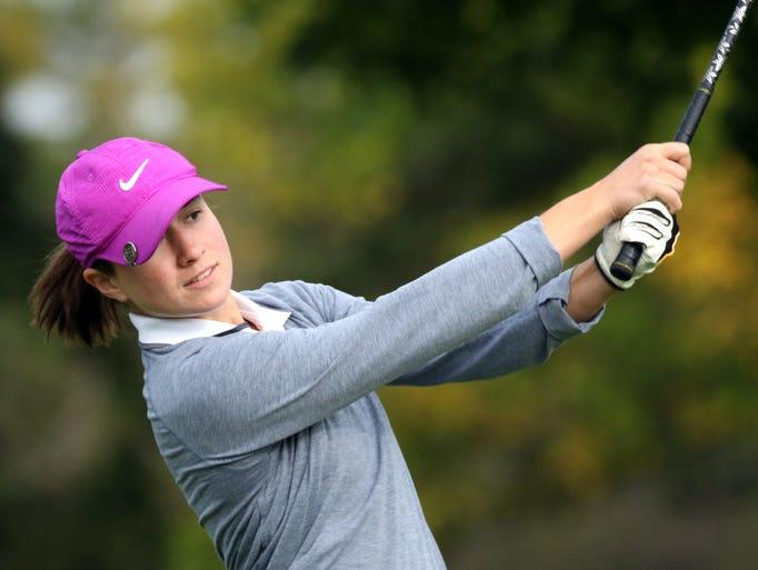 Girls Golf: WIAA Brookfield Central regional