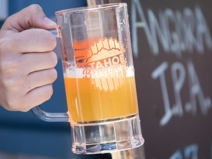 Craft breweries are popping up all over the West Coast.