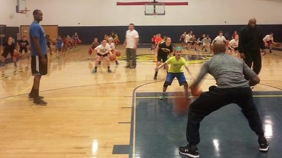 John Williams Basketball Elite Training will hold a one-day camp for boys and girls ages 10-18 next month in Asheville.
