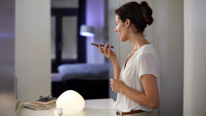 Philips Hue is now compatible with Apple Home Kit, meaning you can use Siri to control your lights.