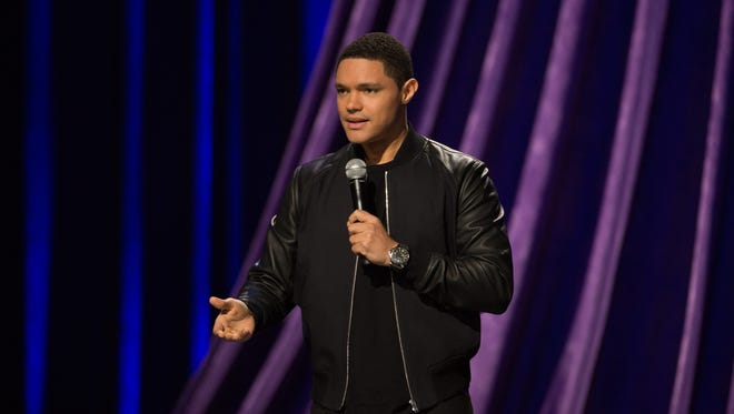 """Trevor Noah, host of Comedy Central's """"The Daily Show,"""" brings his stand-up comedy to RIT's Gordon Field House Saturday, Oct. 14."""
