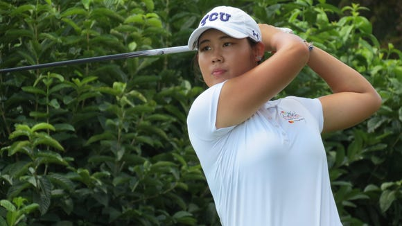 Norwood's Yeji Shin reached the final of the 92nd New