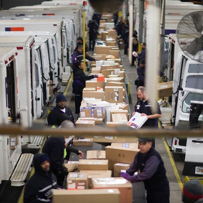Online orders have already spiked in the days leading