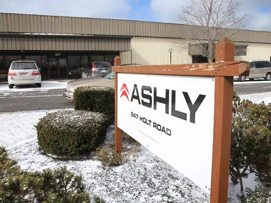 Ashly Audio at 847 Holt Road in Webster.