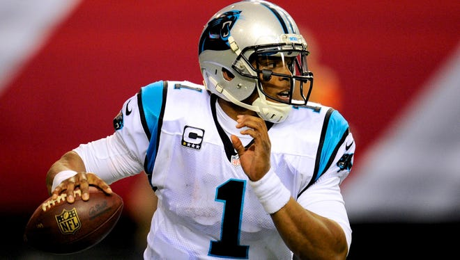 Panthers QB Cam Newton has not missed a game since entering the NFL in 2011.