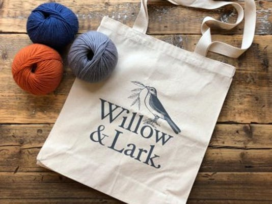 Willow & Lark tote
