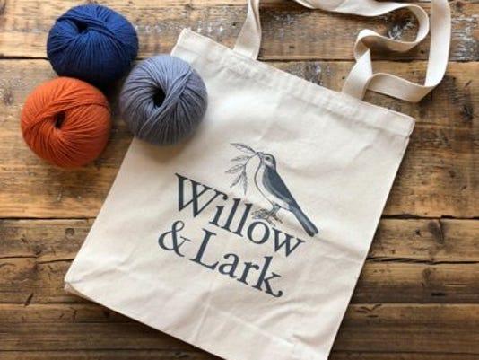 Willow & Lark tote