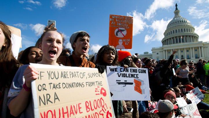 Putnam, DeSantis slammed for opposing new gun law; both say restrictions unconstitutional
