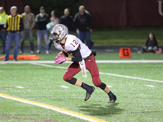 Toby Hiland played all over the field last season,