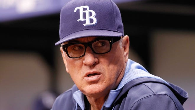 New manager Joe Maddon is just one reason to fear the rise of the Cubs.