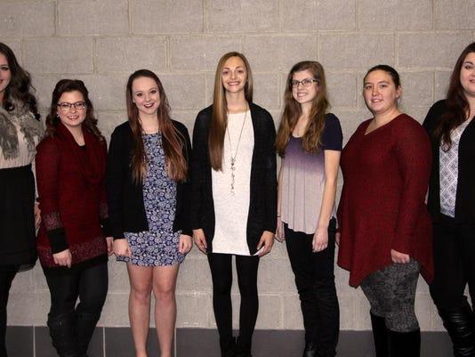 WOA Scholarship Recipients for 2016-2017smaller