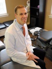 Chiropractor David Morris of Magnolia Medical Center in Murfreesboro