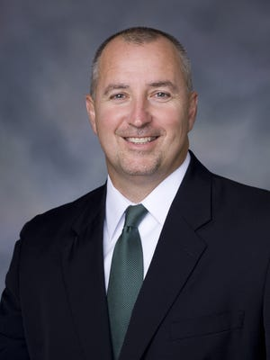 Dr.  Dr. Danny Merck, superintendent of Pickens County school district, effective May 1, 2014.